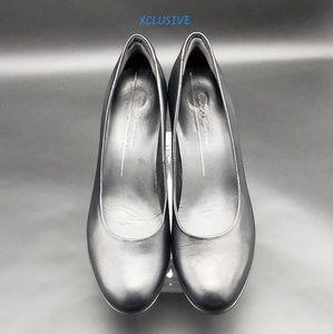 Ecco Danish Design Womens Heels Pumps Black SZ 7.5
